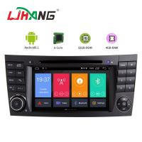 Wholesale AM FM Steering Wheel Control Mercedes Dvd Player , HD Mercedes E Class Dvd Player from china suppliers