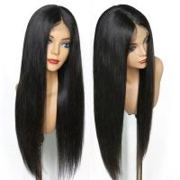 150% Density Brazilian Full Lace Human Hair Wigs With Baby Hair For Black Women for sale