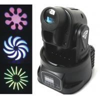 Wholesale RGBW DMX512 270 / 540 Degrees LED Yoke Moving Head Lights with Gobo Wheel from china suppliers