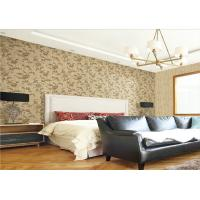 Wholesale Floral Textured Deep Embossed Wallpaper Home Decoration For Bedroom from china suppliers