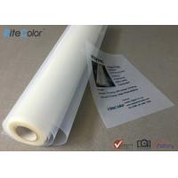 100um Positive Screen Printing Film PET Material 100 Micron Thickness for sale