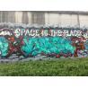 High Spray Rate Graffiti Spray Paint Can/ Colorful Art Paint Sprayer for sale