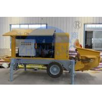 Wholesale Buildings Diesel Concrete Pump Equipment 15m3 / H Output 2050kg Weight from china suppliers