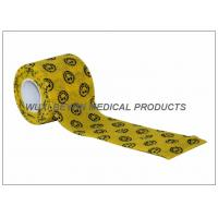 Wholesale Smile Face Printed Athletic Tape  from china suppliers