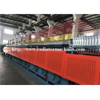 Roller Continuous Mesh Belt Furnace For Screw Treatment Max 1500 Kg per Hour for sale