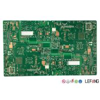Wholesale 2 Layers OSP FR4 PCB Board Printed Circuit Board for Automated Control from china suppliers