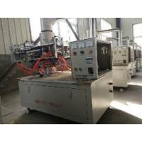Wholesale Die Moulds Side Blowing PP PE Plastic Blow Moulding Machine for Blow Molded Bottles from china suppliers