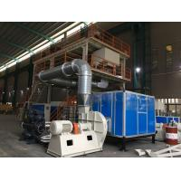 Buy cheap Single Beam PP Spunbond Nonwoven Fabric Machine , PP Nonwoven Fabric Making from wholesalers