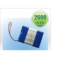 Wholesale Lipo Battery 865155 3.7V 8000mAh Cells Square Soft pack for Electrical Equipment from china suppliers