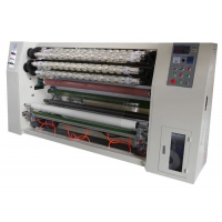 Wholesale Super Clear Bopp Gum Adhesive Tape Slitting Machine from china suppliers