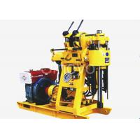 Buy cheap Mechenical Spindle Geology Road Exploration Blasting Hole Core Drilling Rig XY-1 with drilling depth 100m from Wholesalers