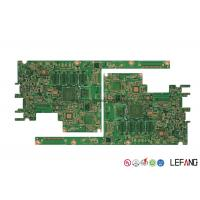 Wholesale 6 Layer FR4 Printed Circuit Board With Green Solder OSP OEM / ODM Available from china suppliers