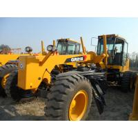 Wholesale SHMC Motor Graders GR100 Maintenance Convenience 5 10 20 39 km / h from china suppliers