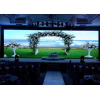 Aluminum LED Advertising Display , Small LED Display 1010 LED Chip 400mm Wide for sale