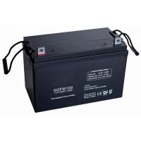 China Acid resistant 100ah Power Tools, Toys 12v Sealed Lead Acid Batteries (6GFM100T, 6GFM100) on sale