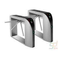 Quality Bi-directional Ticket Tripod Turnstile System Automatic Waist Height Turnstiles for sale