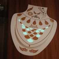 Wholesale Glowing temporary tattoo, glow in the dark temporary tattoo from china suppliers