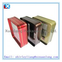 Wholesale christmas tin box for cookies from china suppliers