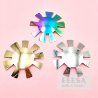 Wholesale Perfect French Machine U-Shaped Nail Art Design One Cut Tool Cutting Out Square Nails from china suppliers