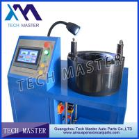 Wholesale Hose Fitting Hydraulic Air Suspension Crimping Machine Swage Machine Air Shock from china suppliers