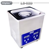 Wholesale 2 Liter Table Top Ultrasonic Cleaner / Dental Ultrasonic Bath Digital Timer And Heater from china suppliers
