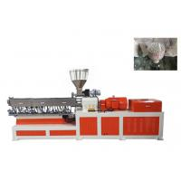 Wholesale PP PS PE EVA + Caco3 Filler Masterbatch Machine Plastic Extruder Equipment from china suppliers