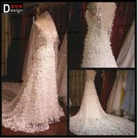 Wholesale Real Picture Fashion Heavy Beaded Elie Saab Love Forever Bridal Gowns Elie Saab Wedding Dresses from china suppliers