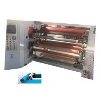 Wholesale BOPP Masking Tape Roll Auto Turret Rewinder Machine from china suppliers