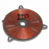 Buy cheap Large Coils for Induction Cooker, 1000 to 2300W, High Efficiency and Energy from wholesalers