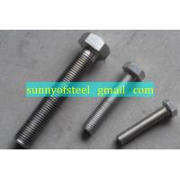 Wholesale incoloy 800h fastener bolt nut washer gasket screw from china suppliers
