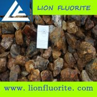 China Guaranteed Quality China Origin Metaspar Supplier Fluorite Lump Caf2 75%-85% hot sell in Korea and India on sale