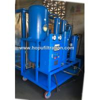 China High Vacuum Cooking Oil Purification System For Biodiesel And Soap Production,Automatic Operation Vegetable Oil Purifier on sale