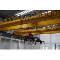 Buy cheap Satisfied customers' requirements grab bucket overhead crane 5ton from wholesalers