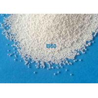 Wholesale High Toughness ZrO2 62-66% Ceramic Bead Blasting Material Shot Peening B20 - B400 For Surface Preparation from china suppliers
