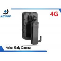 Wholesale GPS 4G WIFI Night Vision Body Camera Live Streaming Police Body Worn Video Camera from china suppliers