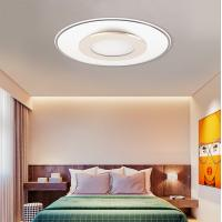 Wholesale 39W Modern Golden Stylish Design Round Led Inside Dimmable panel Light from china suppliers