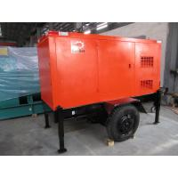 Wholesale 20KW / 25KVA Mobile Diesel Generators With 4L Cylinder Cummins Power from china suppliers