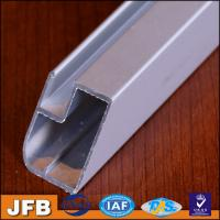 Buy cheap Item L09 3000meters anodized silver  extrusion for kitchen cabinet aluminum profile from wholesalers