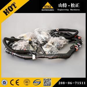 China 208-06-71510 208-06-71511 wiring harness for PC400-7 komatsu parts on sale