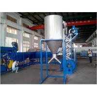 China Brand manufacturer plastic PP PE film recycling washing line with convienent maintenance for sale