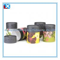 Quality Cardboard paper tube box for gift for sale