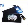 Slider UDP Separate Chip Credit Card Usb Flash Drive 4C Color Printing for sale
