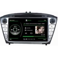 Wholesale Ouchuangbo Car GPS Sat Navi Headunit for Hyundai IX35 Tucson 2014 DVD 3G WiFi Steering Wheel Control S100 Platform from china suppliers