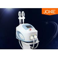 Buy cheap Two System Eligh Rf + Ipl Hair Removal Machine With Two Handles For Acne Treatment from Wholesalers