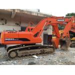 China $40000 Good used excavator machine DOOSAN DH220LC-7 2009 made, original paint for sale