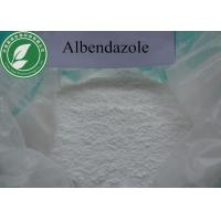 Wholesale High Purity Pharmaceutical Powder Albendazole For Deworming CAS 54965-21-8 from china suppliers