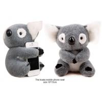 Wholesale Koala Plush Mobile Phone Holder Toys from china suppliers