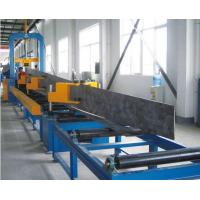 Wholesale Steel Plate Cutting , H beam Assemblying ,H Beam Gantry Welding , Flang Plate Straightening , H Beam Production Line from china suppliers