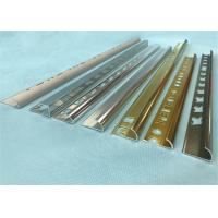 Wholesale 6063 T5 Aluminium Extrusion Profile / Aluminium Floor Strips from china suppliers