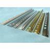 Wholesale 6063 T5 Aluminium Extrusion Profile / Aluminium Floor Strips from china suppliers